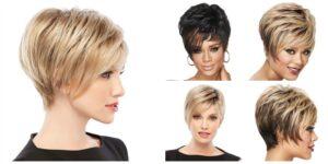 Asymmetrical Cuts Wig Styles