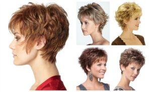 Short Razor Cuts Wig Styles