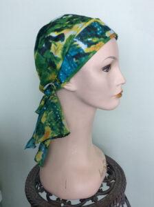 Abonita Green and Blue