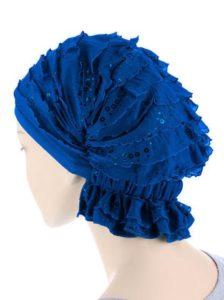 Royal Blue Sequin