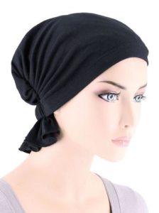 Raven Black Jersey Knit
